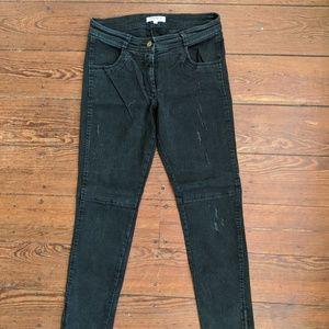 Emerson Fry Ankle Zip Moto Pants